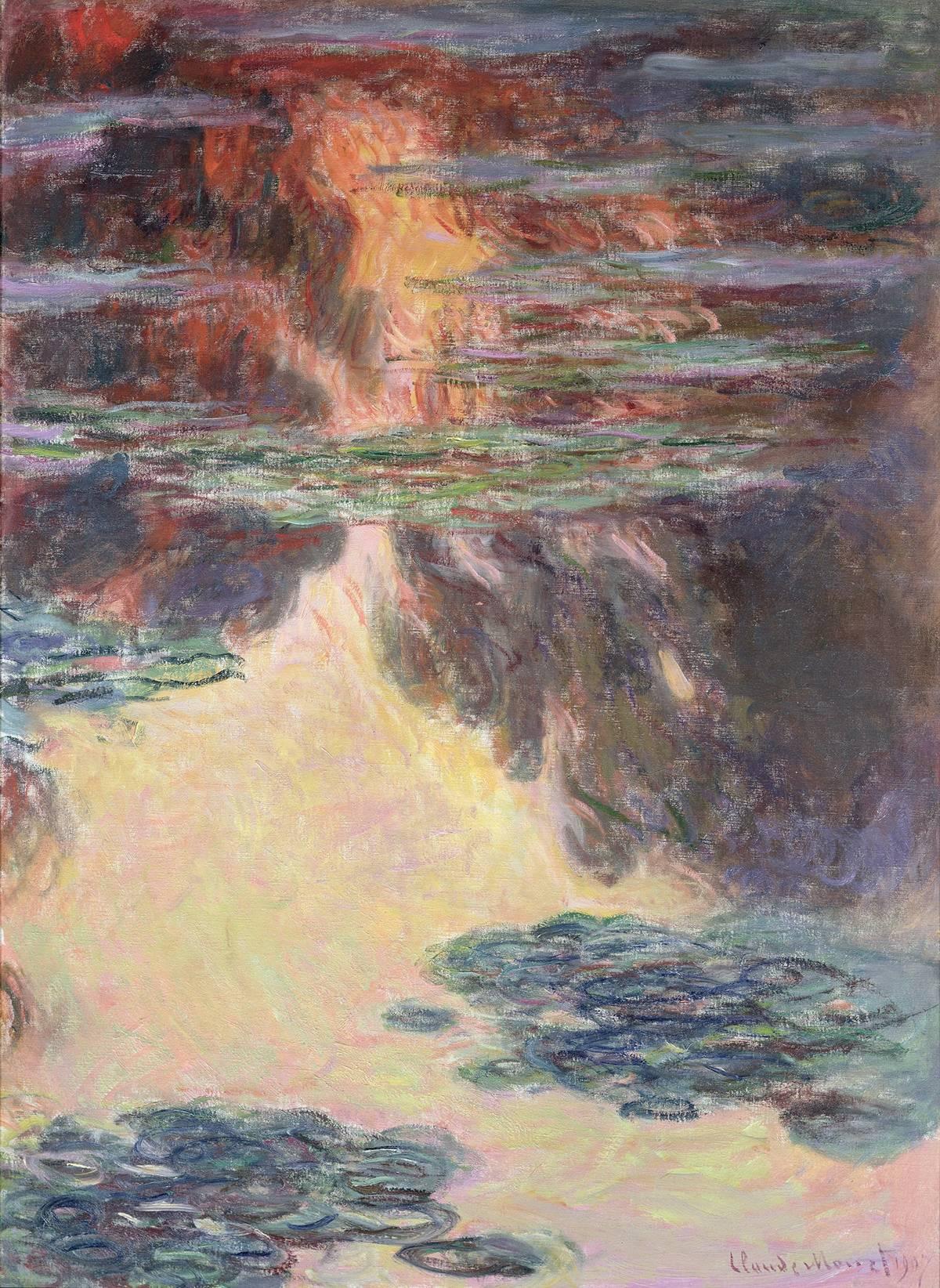 Claude Monet 171 The Albertina Museum Vienna