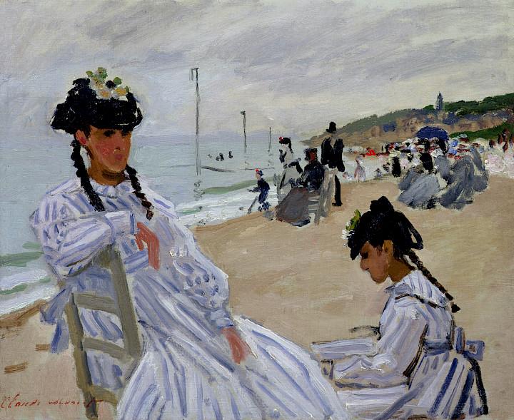 Claude Monet in der Albertina