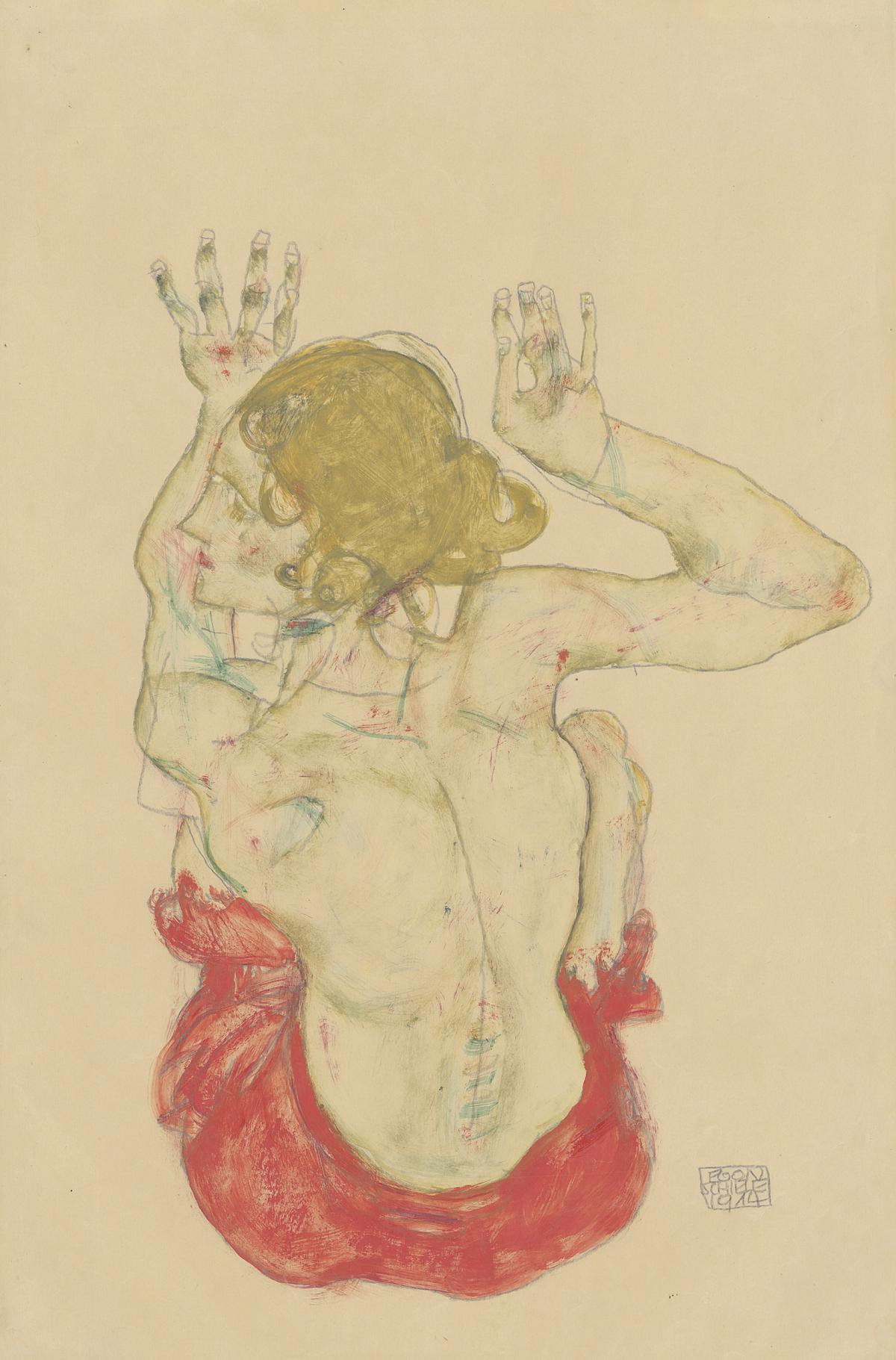 egon schiele Egon schiele featuring over 40 paintings and approximately 180 works on paper, the leopold museum is the largest and most prominent collection with works of egon.