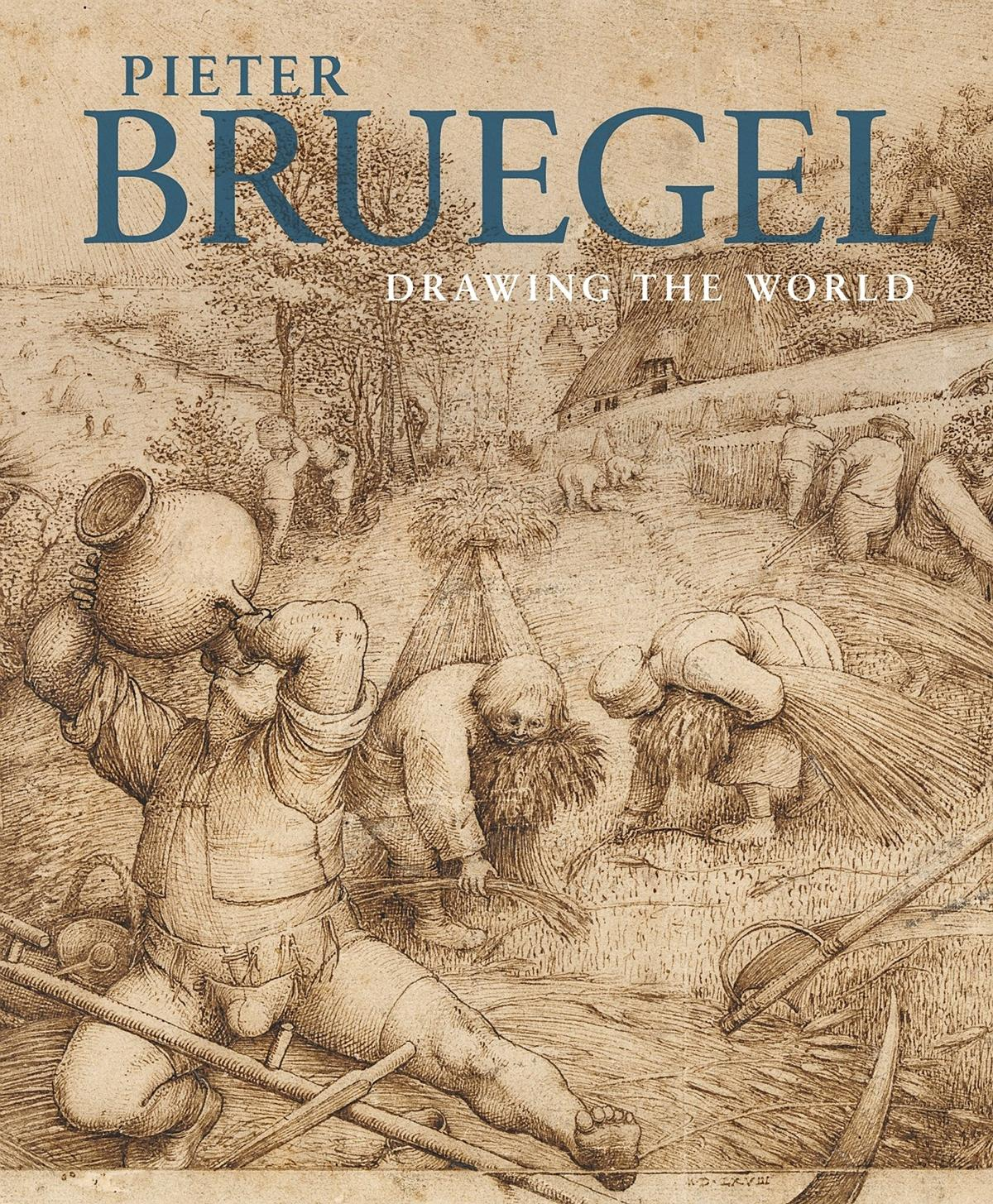 the drawings of pieter bruegel the elder with a critical catalogue