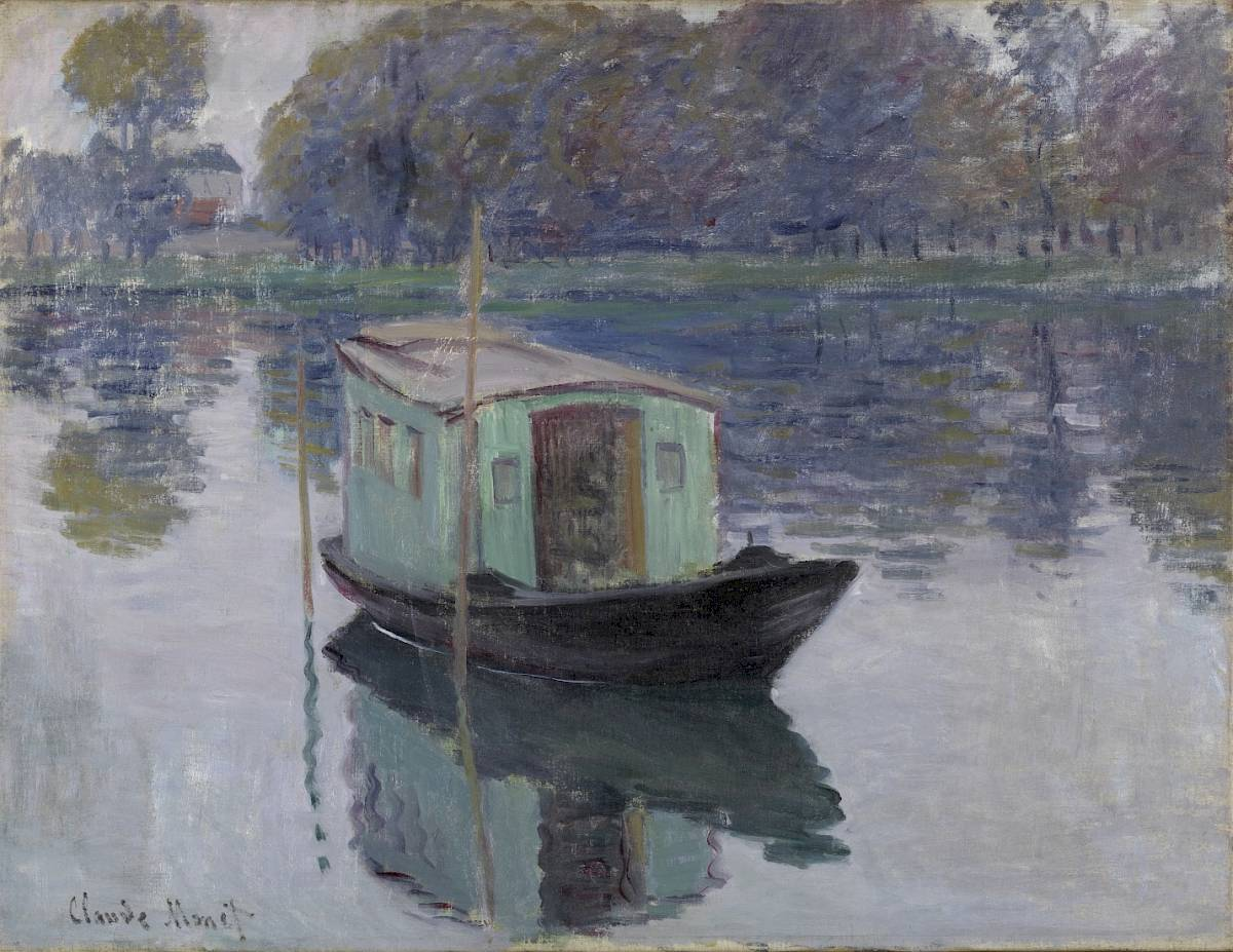 Image result for pic of claude monet