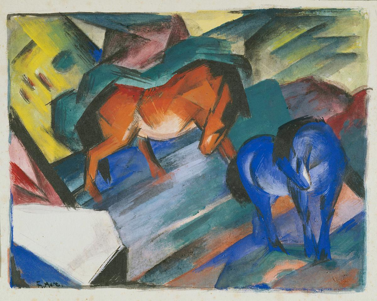 The Blue Rider « The Albertina Museum Vienna