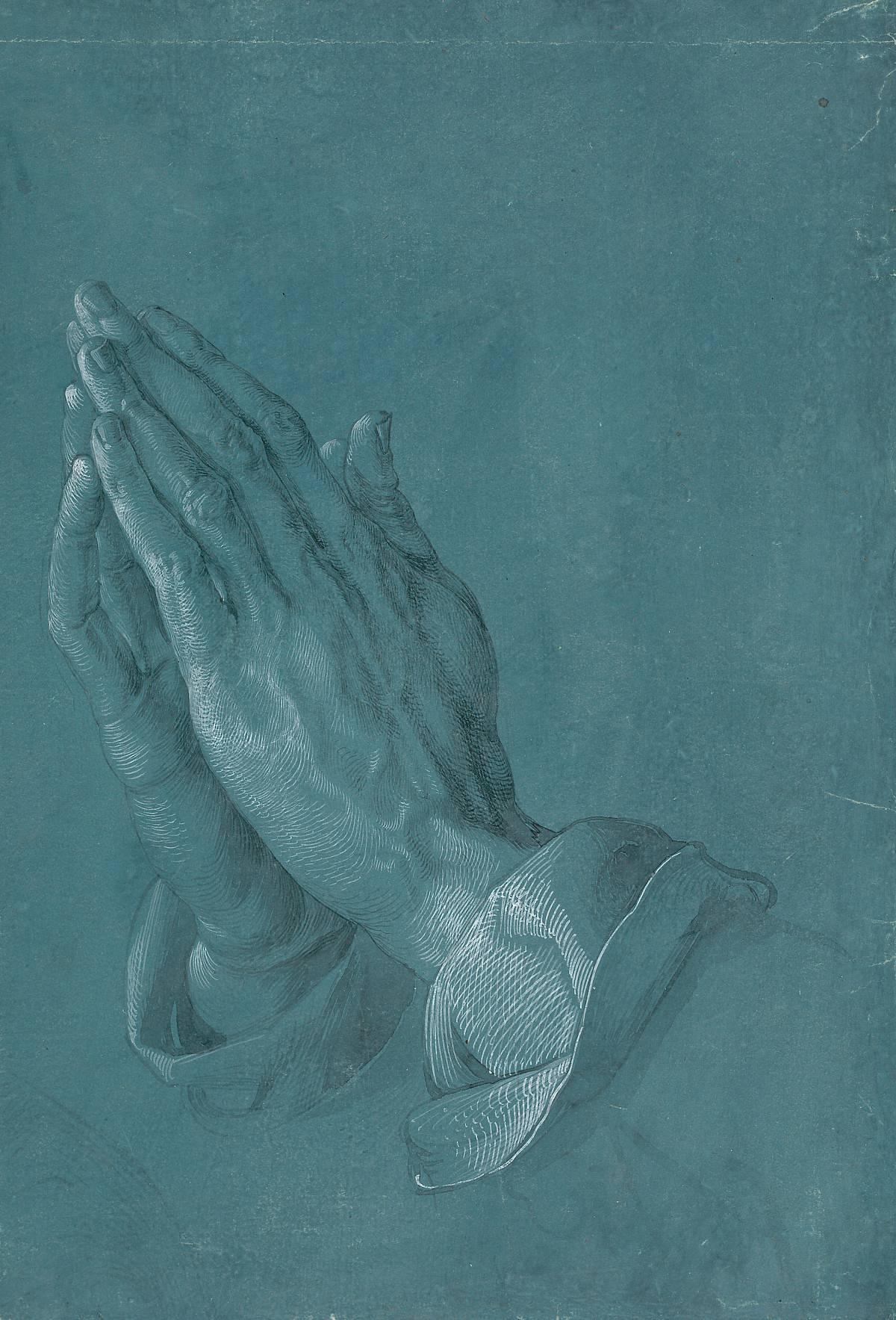 Albrecht Dürer: Praying Hands, 1508