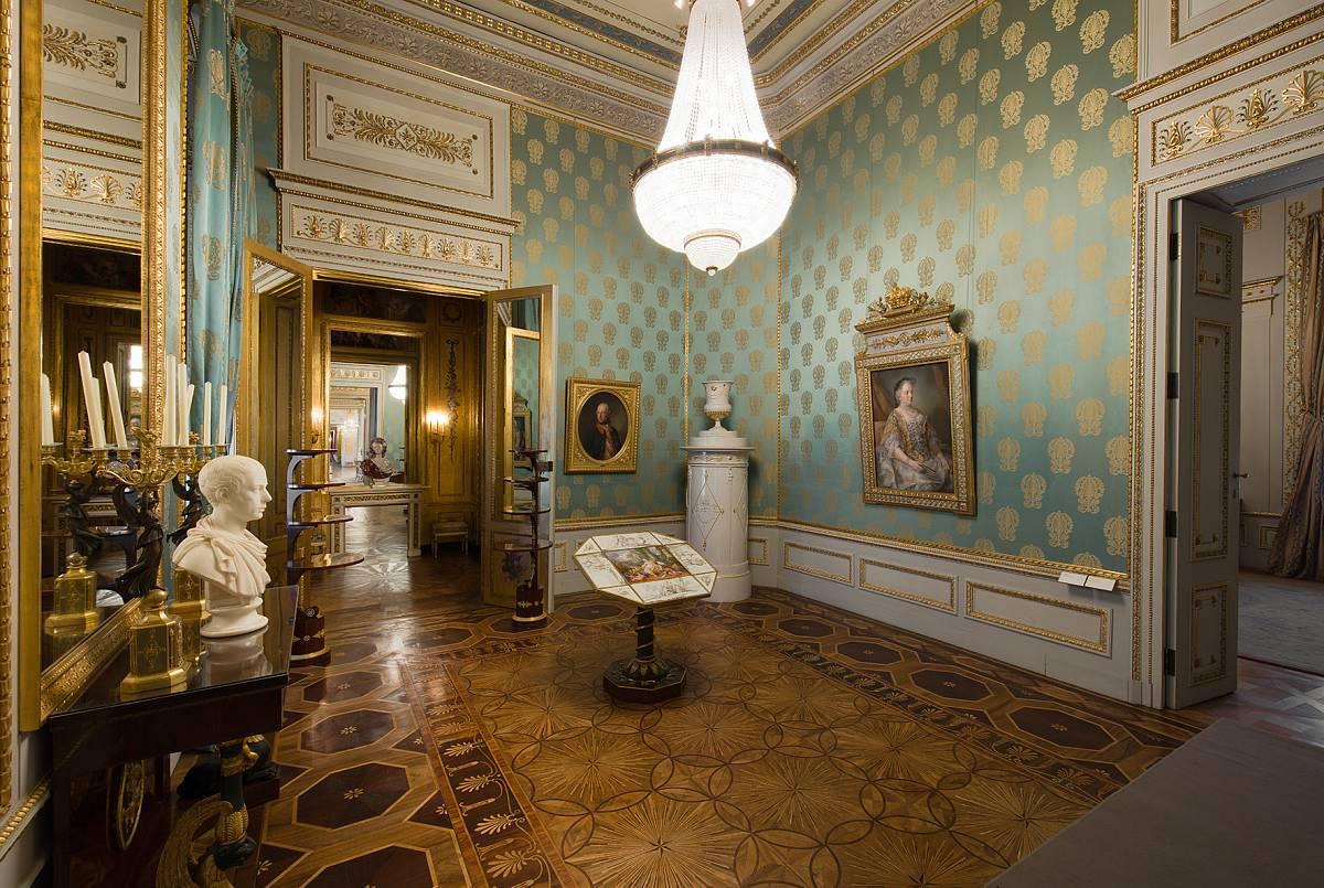 Wondrous State Rooms The Albertina Museum Vienna Interior Design Ideas Pimpapslepicentreinfo