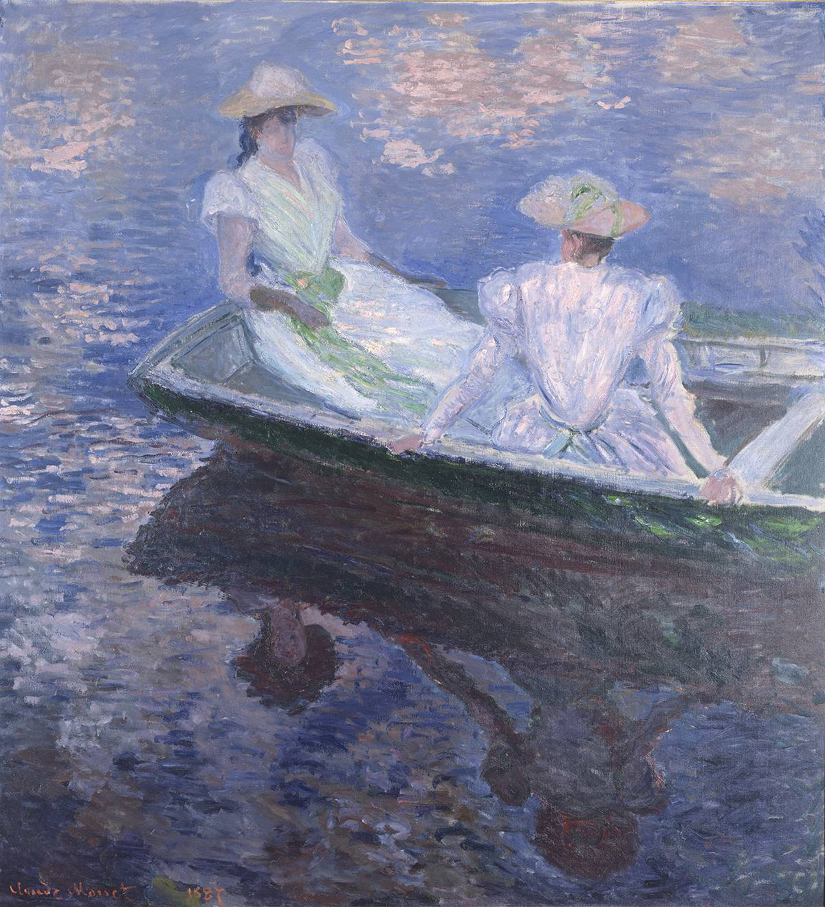 claude monet the large retrospective at the albertina museum the
