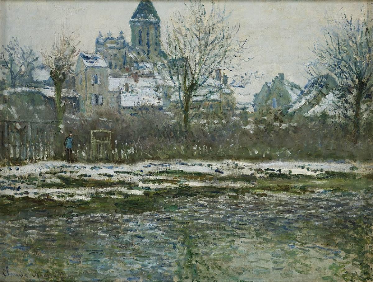 Claude Monet « The Albertina Museum Vienna